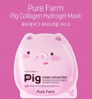 Гидрогелевая маска Tony Moly Pure Farm Pig Collagen Mask