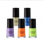 Лак для ногтей The Saem Eco Soul Nail Collection LED